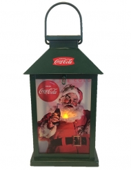 Coca-Cola™ lanterne med lys