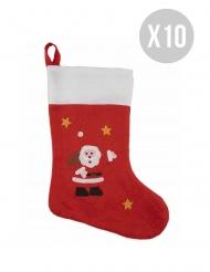 Jule sokker 10 stk