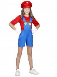Blikkenslager kostume til piger