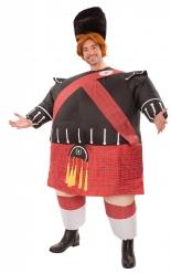 Skotsk Kostume Oppustelig til Voksne