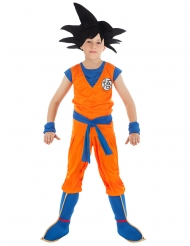 Goku Saiyan kostume til børn - Dragon Ball Z™