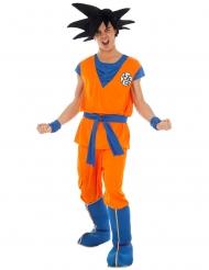 Goku Saiyan kostume til voksne - Dragon Ball Z™