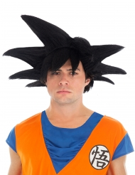 Sort Goku saiyan paryk til voksne - Dragon Ball Z™