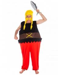 Astérix og Obélix™ Hørmetix kostume voksen
