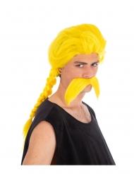 Paryk og overskæg hørmetix™ Asterix og Obelix