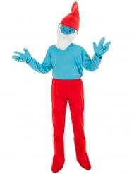 Gammelsmølf kostume til børn - Smølferne™