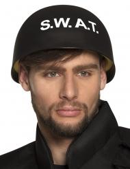 Sort S.W.A.T hjelm