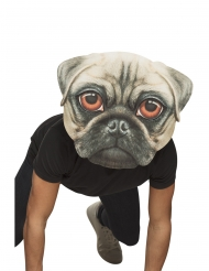Kæmpe hund maske voksen