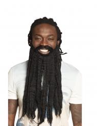 Rastemand skæg - voksen
