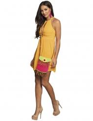 Hippie håndtaske - voksen