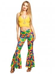 Bukser trompet hippie voksen