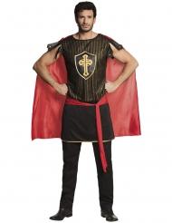 Ridder kostume middelalder mand