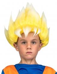 Goku Super Saiyan paryk til børn - Dragon Ball Z™