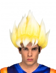 Goku Super Saiyan paryk til voksne - Dragon Ball Z™