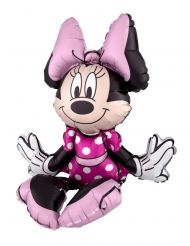 Ballon aluminium Minnie Mouse™ 38 x 45 cm