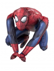 Ballon aluminium Spiderman™ 38 x 38 cm