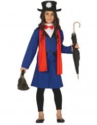 Engelsk sygeplejerske kostume til piger