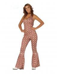 Kostume disko heldragt rombe kvinde