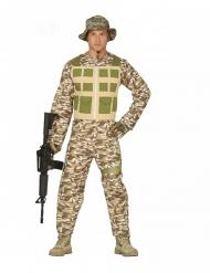 Marineinfanterist kostume mand