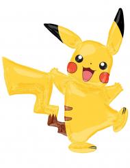 Aluminium ballon Pokemon™ 132 x 144 cm