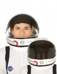 Astronaut med aftagelig solskærm voksen