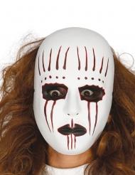 Mime maske skummel voksen
