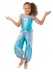 Klassisk Prinsesse Jasmin Live Action™ kostume pige