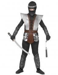 Master Ninja kostume - barn