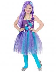 Betagende havfrue kostume - pige