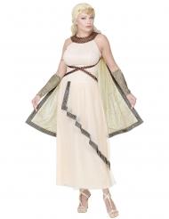 Græsk romansk gudinde kostume - kvinde