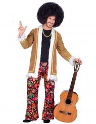 Woodstock Hippie kostume til mænd