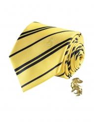 Replika luksus Hufflepuff Harry Potter™ slips med mærke