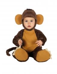 Chimpanse baby kostume