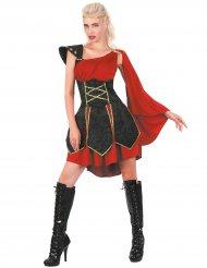 Gladiator kostume kvinde