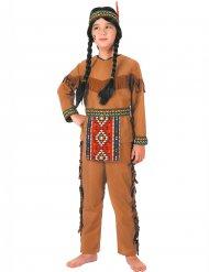 Indianer udklædning dreng