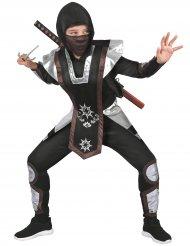 Ninjaudklædning dreng