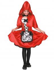 Lille rødhætte kostume pieg