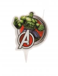 Fødselsdagslys Hulk Avengers™ 7,5 cm