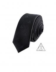 Replika luksus Dødens Regalierne Harry Potter™ slips med mærke