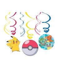 6 Spiral ophæng Pokemon™