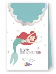 6 luksus gaveposer i karton Ariel™ 21 x 13 cm