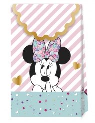 6 Gaveposer karton premium Minnie™ 21 x 13 cm