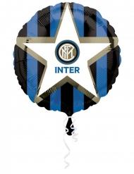 Rund aluminium ballon Inter™ 43 cm