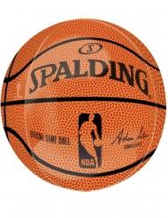 Aluminium ballon NBA Spalding™ 38 x 40 cm