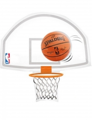 Aluminium Ballon Basket kurv NBA Spalding™ 66 x 66 cm