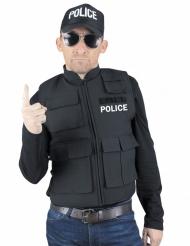 Falsk skudsikker vest politi voksen