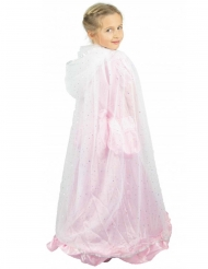 Princessekappe Sølv til børn