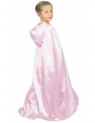 Princessekappe Rosa til Børn