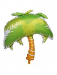 Aluminium ballon palme 70 cm