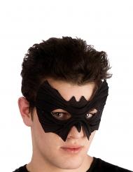 Flagermus maske stof voksen